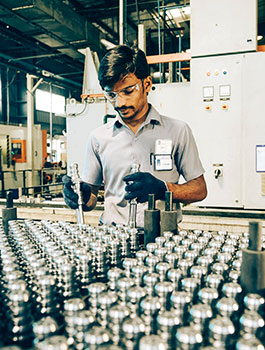 Sundram Fasteners Limited | Leading Supplier of Parts for